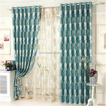 Luxury european style germany sheer curtain fashion design