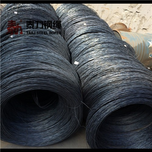 4VX48S+5C steel wire rope With Zinc coated