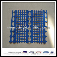 anping factory decorative pattern metal sheet, perforated sheets ISO9001,2008
