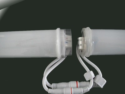 High Brightness 12W SMD5050 led digital color changing light tube