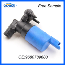 Brand New Auto Car Windshield Washer Pump OEM 9680789680 For Peugeot