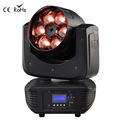guangzhou 6 X15w 4in1 rgbw bee eye stage effect lighting