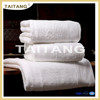 custom fancy thin white cotton bath towels/plain embroidered hotel bath towels sets