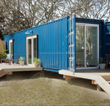 Prefabricated steel shipping container house for labor camp/hotel/office/accommodation