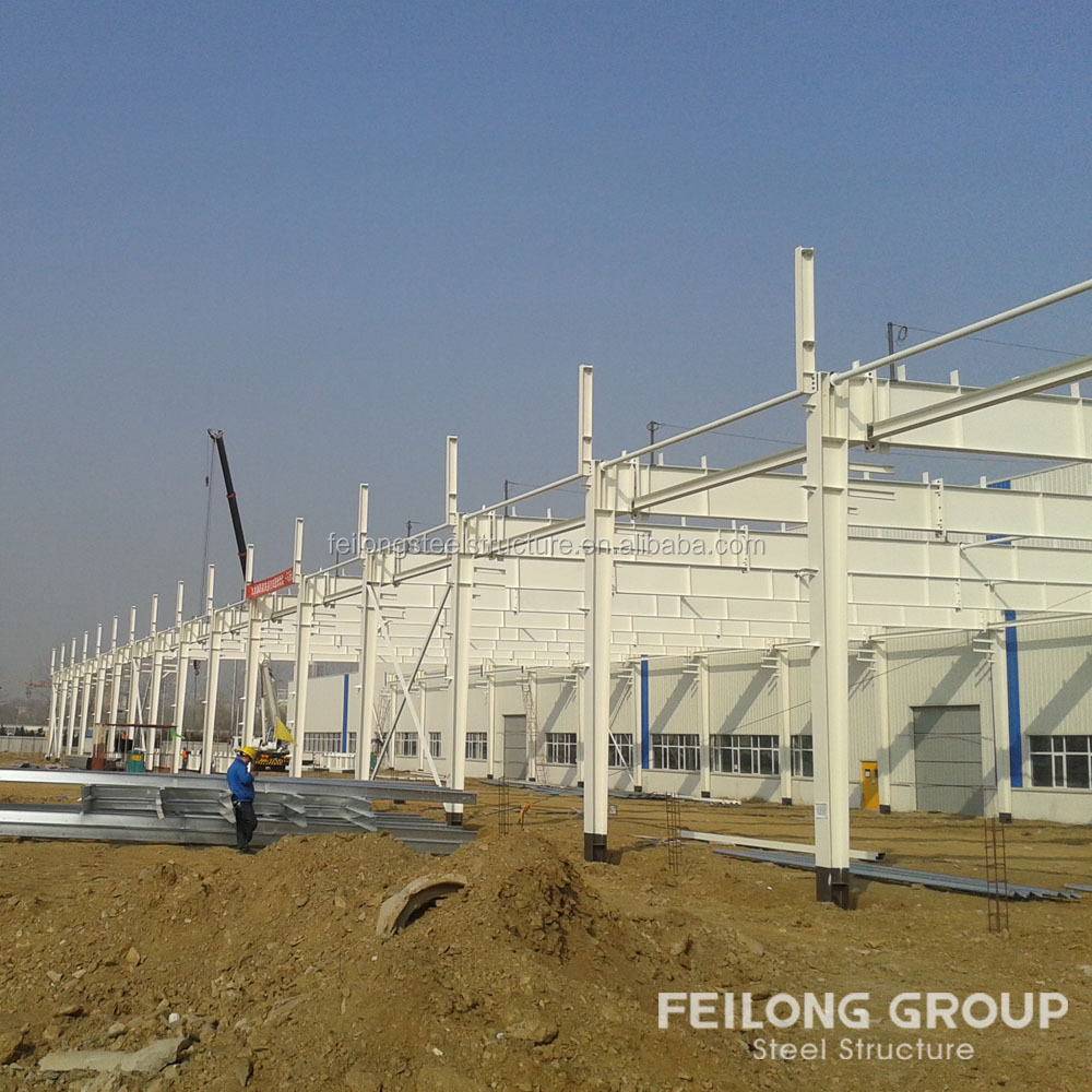 High quality steel roof trusses prices and steel beam sizes