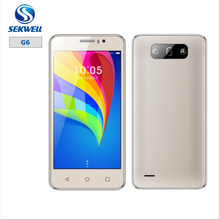 5.0 inch 3G Unlocked Cell phone OEM smartphone MTK6580M Android low price China mobile phone 4GB+512MB