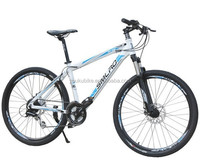 Customized cheapest light weight mountain bicycle reviews