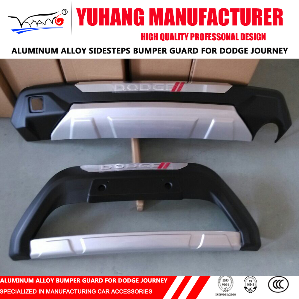 High quality front bumper rear bumper bumper guard for DODGE JOURNEY