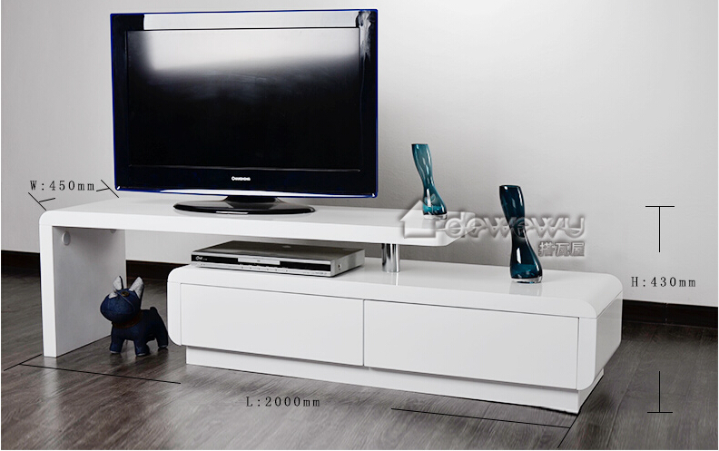 Modern wood tv cabinet tv stand table for lcd tv buy - Table de tv led ...