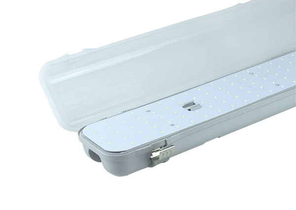 CE ROHS TUV 50/60W Triproof LED lighting SMD2835