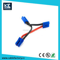 New product booster charger car battery jumper cable to EC5 connector for Car emergency starter