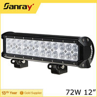 234w led off road driving lights, 12V spot 4X4 led light driving bar for trucks suv atv boat offroad vehicle