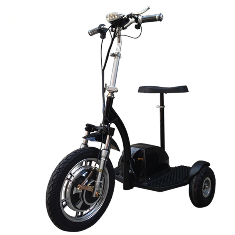 Factory cheap 3 wheel zappy with remote key electric scooter electric three wheel bike electric tricycle for passengers model