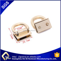 Fashion metal bag parts for handbag accessories