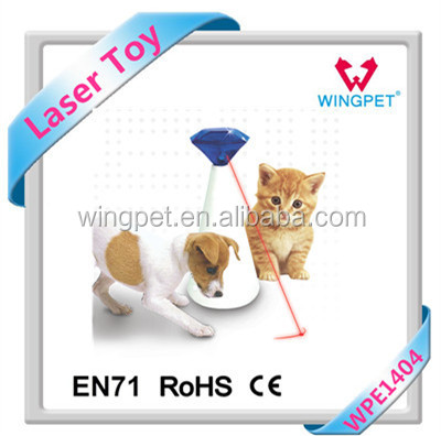Laser Pointer Cat Toy Interactive Rotating Cat Laser Toys Red Pet Laser Pointer Toy For Cats&Dogs