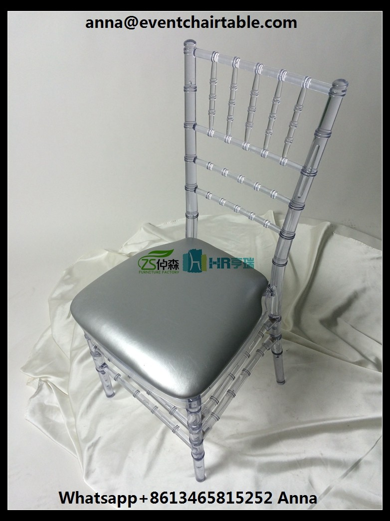 Transparent Chair Wedding Clear Eventos White Black Gold Silver Tiffany Chiavari Chair - Buy ...