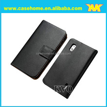 Genuine wallet stand leather flip case cover for google nexus 4