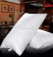 Pure Cotton Down Proof Fabric Filling Micro Fiber Pillow Insert