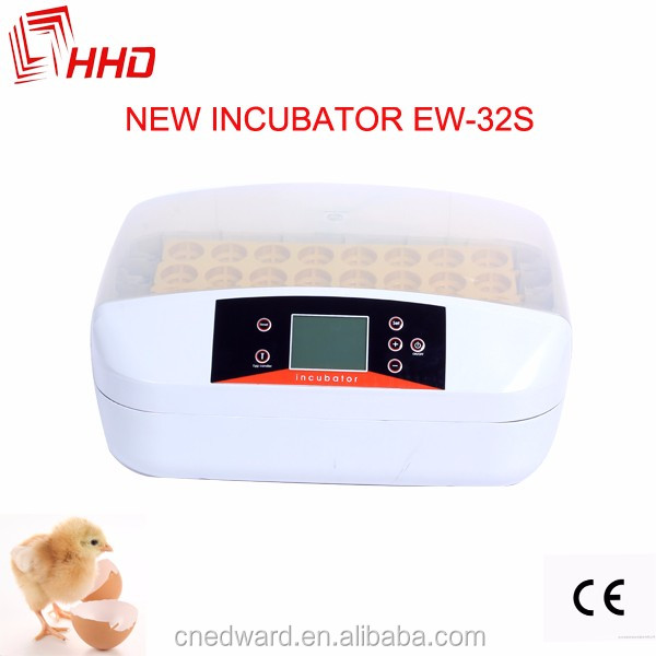 HHD new style egg produce chicken machine automatic dc 12v egg incubator