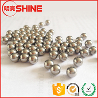 SUS 430 2mm 8mm Stainless Steel Ball For Polishing