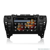Pure Android 4.2 Toyota Corolla Car Audio Stereo Navigation with BT DVD portable dvd player with bluetooth