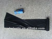 LDPE BLACK TRASH BAGS