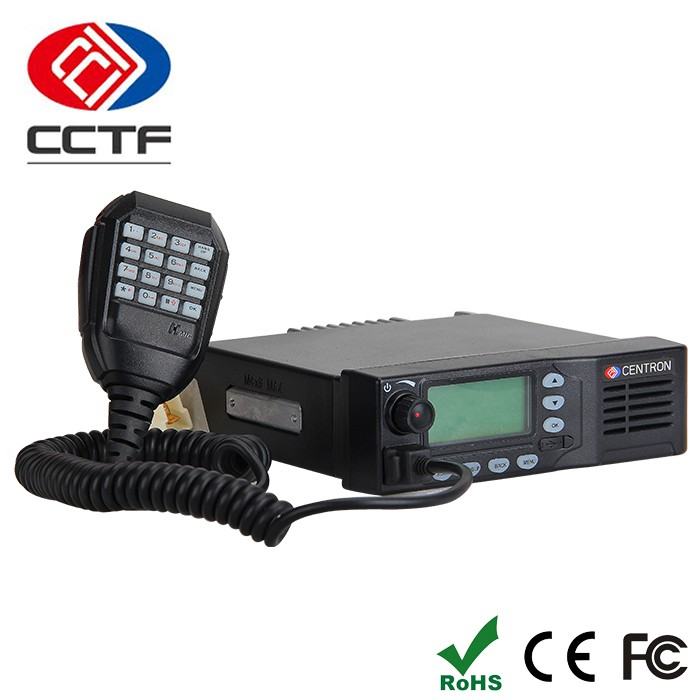 D-660 China Product Ham Radio Transceiver Dual Band Vhf Uhf Digital Mobile Radio Car Radio