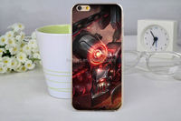 Luxury lol league of legends mobile phone hard pc printing case hard case for iphone 6 china wholesale