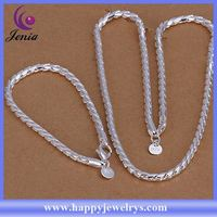 China supplier wholesale factory price fashionable indian bridal diamond jewelry sets CS068