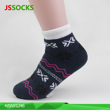 jacquard cotton socks custom men socks
