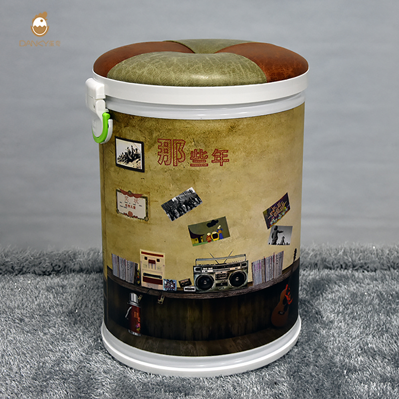 Youthful memory A004-1 storage stool