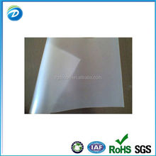 antistatic clear film