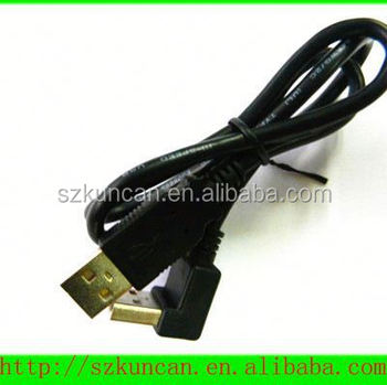 Standard USB 2.0 Male to Female cable custom shape wooden usb memory stick