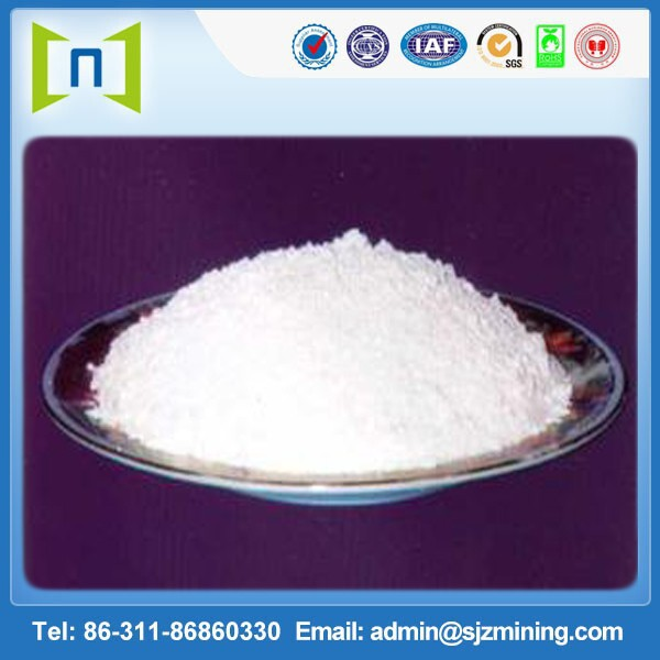 2500 mesh barite powder widely used in drilling and medical industry/barite 4.2