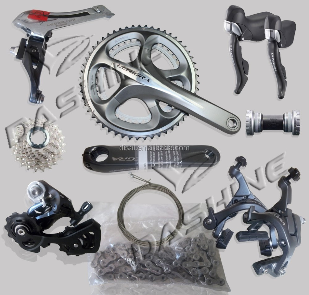 Original Complete Ultegra 6800 Groupset for road bike Cheap price