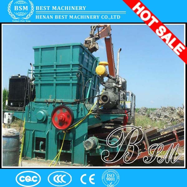 New Condition large wood crusher/ tree stump crushing machine with cheapest price on sale in South Africa