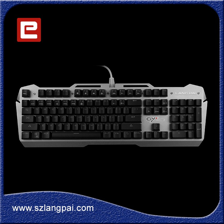 Gaming Multimedia Keyboard for Esport gaming