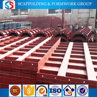 Tianjin SS Group Supplier Mivan Formwork/Concrete Formwork Wall Tie for Building Material