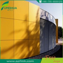 Fumeihua melamine laminate wall panel