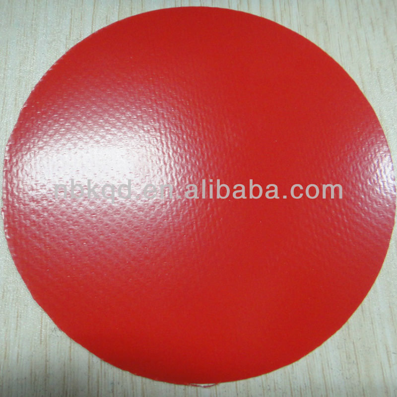 reinforce polyester pvc fabric/ bouncy castle material/pvc coated tarpaulin