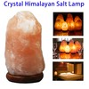 Organic Material Salt Lamp Type Rock Salt Lamps Himalayan