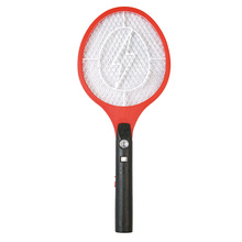 ZHOUYU new design custom kind smile net rechargeable electric mosquito light racket device to kill mosquitoes