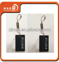 all kinds of hang tag seal for garment