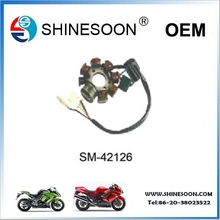 motorcycle stator comp