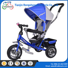 CE Approved plastic parts Material and Car Type baby tricycle / Ride On Toy Style baby tricycle new models baby 3 wheel bike