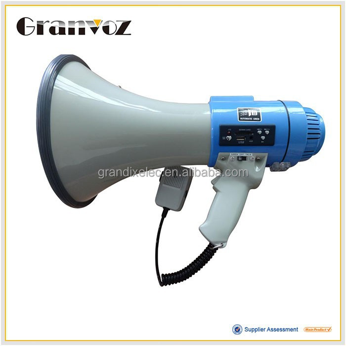 Long life best selling durable mini megaphone