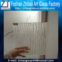Shower rooms High quality 8mm toughened glass price