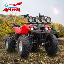 Hot sale CE approved 4 wheeler high speed friction mini atv four wheel motorcycle for adults