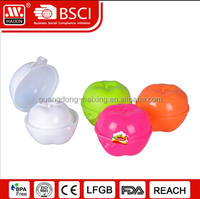 BPA Free transparent and color customized Plastic fruit box