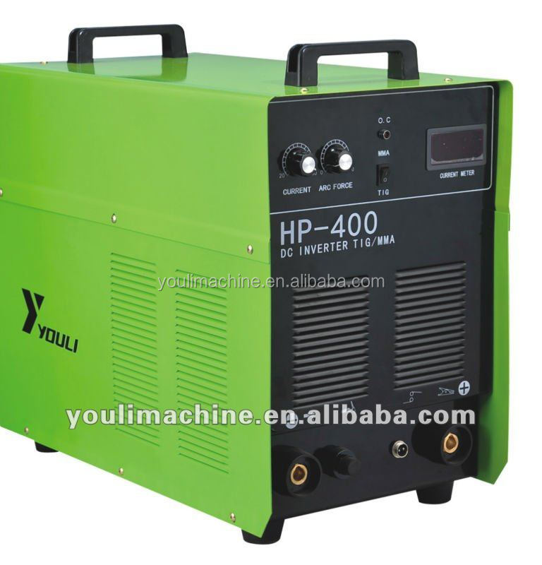 High efficiency three phase dc inverter tig mma welding machine